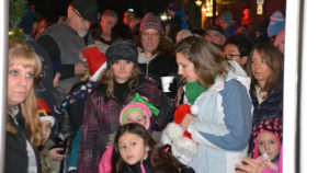 Pawling New York Christmas Tree Lighting 2017