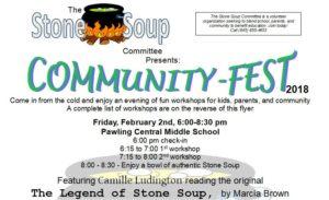 2018 Stone Soup Community – Fest